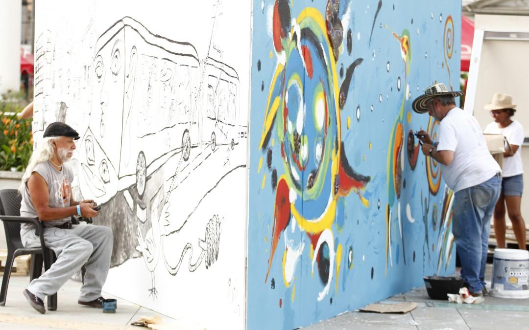 Cali está lista para vivir la 3ra Bienal Internacional MULI de Muralismo y Arte Público