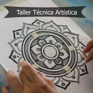 Taller de técnica artística
